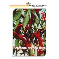 Feferona crvena ljuta 10g